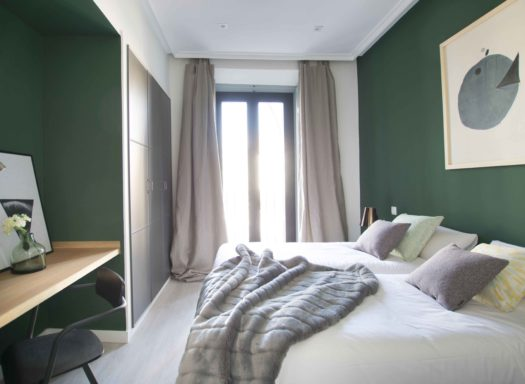 Dormitorio ACCESO -Vivienda ASanta Ana 4