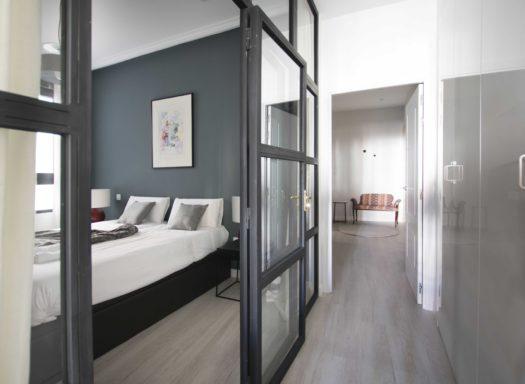 Dormitorio intermedio -Vivienda ASanta Ana 1