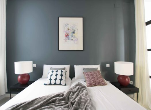 Dormitorio intermedio -Vivienda ASanta Ana 2