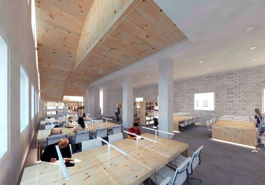 01. Rez estudio. Arquitectura_Biblioteca Almeria