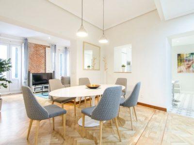 REZ estudio-Arquitectura-Reforma de vivienda en Madrid para alquilar- Catalina