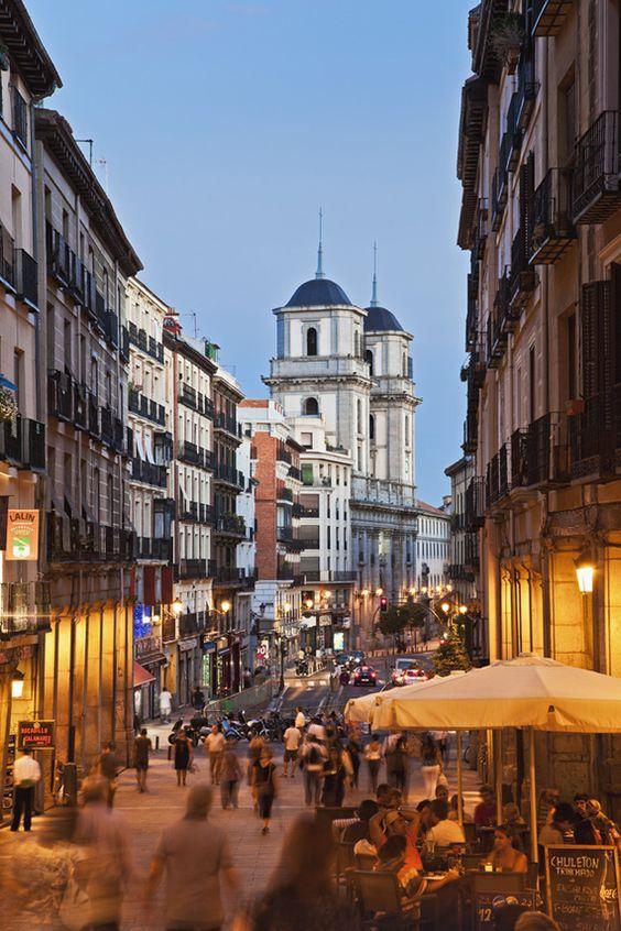 Aumento del turismo en Madrid