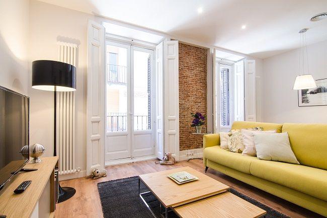 REZ estudio-Arquitectura-Reforma integral de vivienda para alquilar-Inés