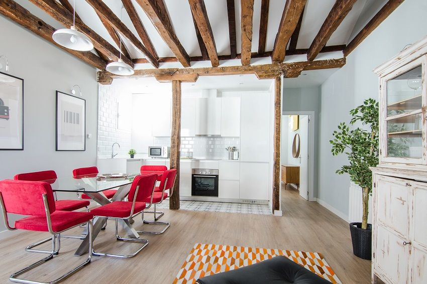 REZ estudio-Arquitectura-Reforma integral de vivienda en Malasaña-Luis