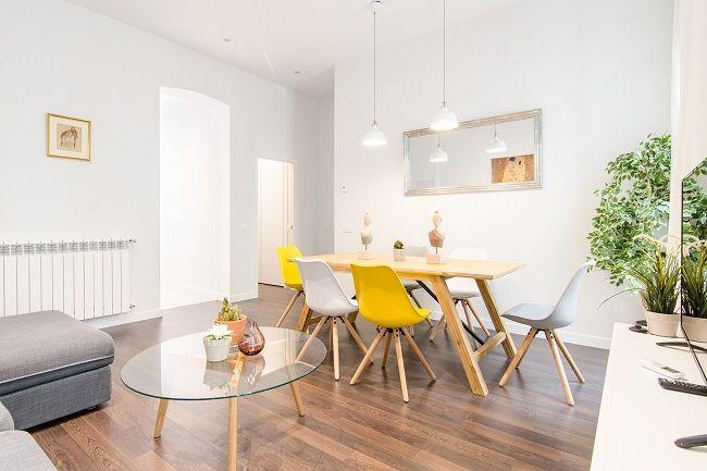 REZ estudio-Arquitectura-Reforma de vivienda en el centro de Madrid para alquilar- Ignacio