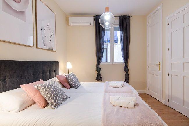 REZ estudio-Arquitectura-Acondicionamiento de apartamento en Madrid para alquilar- Arik