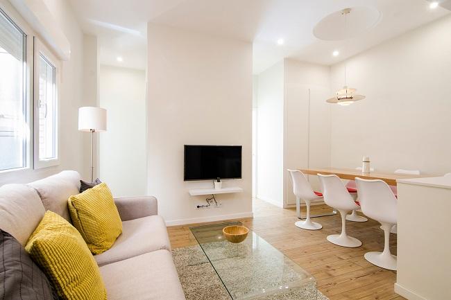 REZ estudio-Arquitectura-Reforma de vivienda en el centro de Madrid para alquilar- Borja