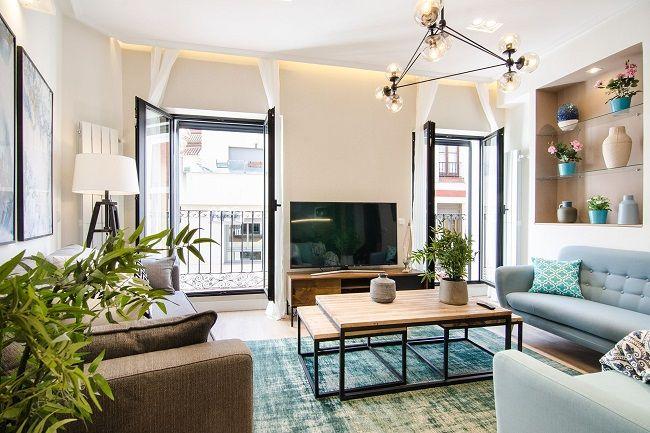 REZ estudio- Arquitectura: reformas integrales, vivienda Nadav en Madrid
