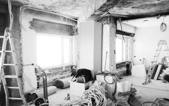 REZ estudio-Arquitectura-Reforma de vivienda en la Torre de Madrid- Blanca
