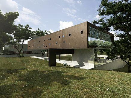 La casa en Burdeos. Rem Koolhaas