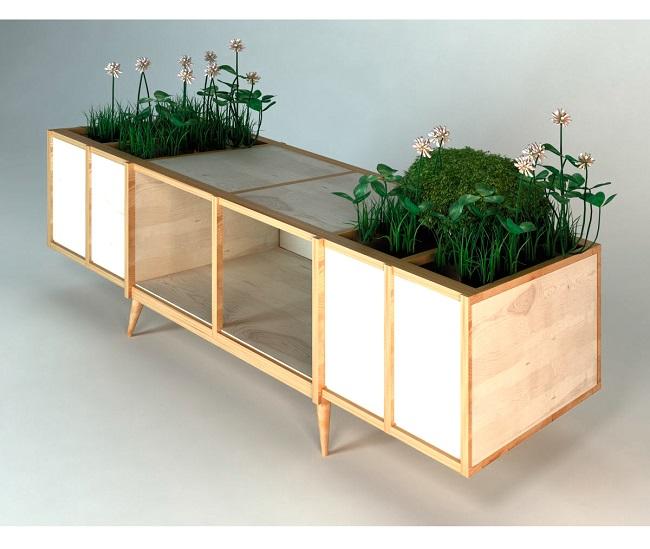 Century colours es un mueble diseñado por Rez estudio, una pieza funcional y con estilo ideal para viviendas modernas